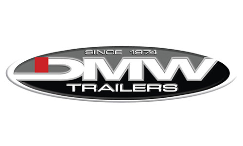 Logo of DMW trailer