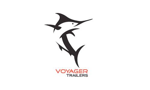 Logo of Voyager trailer